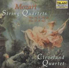 Mozart: String Quartets No. 14, K.387 & No. 15, K.421