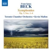 Toronto Chamber Orchestra/Kevin Mallon - Symphony in E-Flat Major, Op. 3, No. 4 (Callen 16): I. Allegro con brio