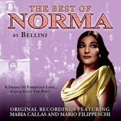 The Best Of Norma - The Opera Masters Series