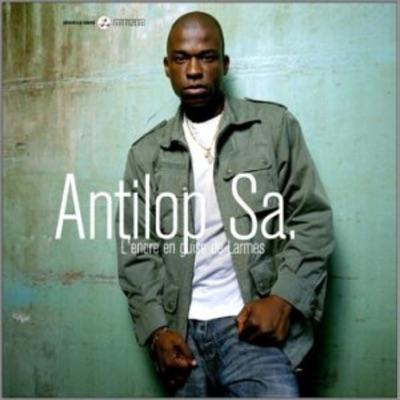 L'encre en guise de larmes - Antilop SA