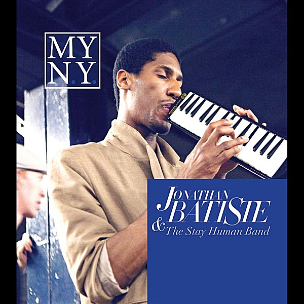 My N.Y. by Jon Batiste on Apple Music