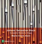 Johann Sebastian Bach (1685-1750) - 'Kommst du nun, Jesu, vom Himmel herunter' - Corale BWV650 (Marie-Claire Alain, organo) { info: veniceclassicradio.eu}