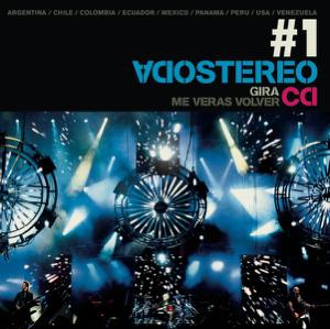 Soda Stereo - Gira Me Verás Volver, Vol. 1