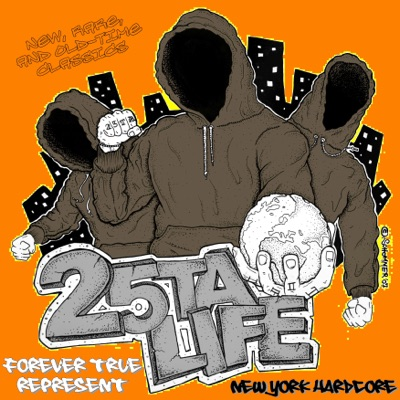 Forever True Represent - 25 ta Life