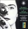 Shauna Rolston, Mario Bernardi & Calgary Philharmonic Orchestra - Elgar - Saint-Saens: Cello Concertos artwork