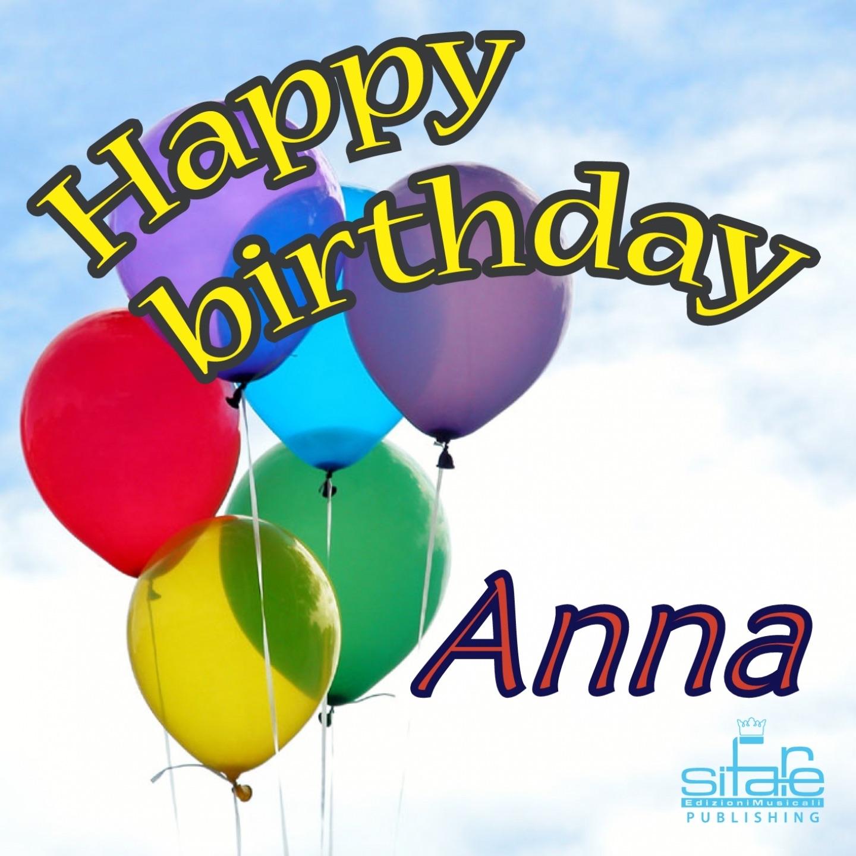 Happy Birthday (Anna) - Single