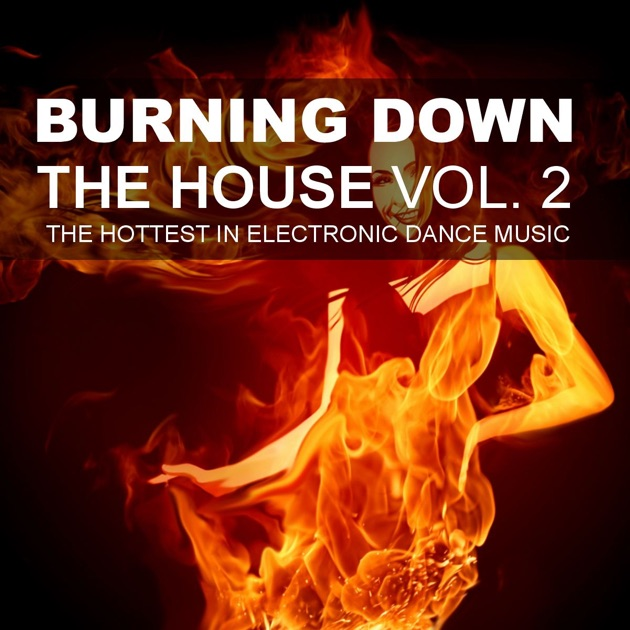 Burning down the house vol 2 the hottest in electronic for House music dance