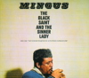 Charles Mingus - The Black Saint and the Sinner Lady  artwork