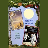 Mary Pope Osborne - Magic Tree House: Books 7-8 (Unabridged) artwork