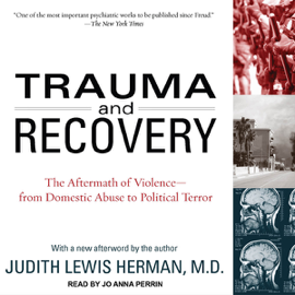 Trauma and Recovery: The Aftermath of Violence - from Domestic Abuse to Political Terror (Unabridged) audiobook