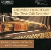 Hidemi Suzuki & Bach Collegium - Cello Concerto in A Major : Largo con sordini, mesto