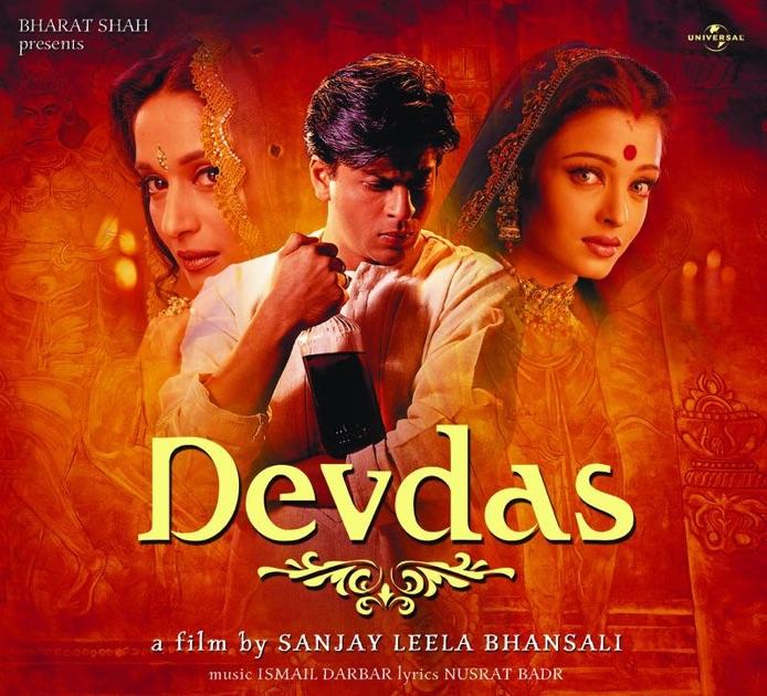 Devdas Sanjay Leela Bhansali: Devdas (Original Motion Picture Soundtrack) By Ismail