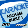 Zoom Karaoke - Michael Buble 1 - Zoom Karaoke