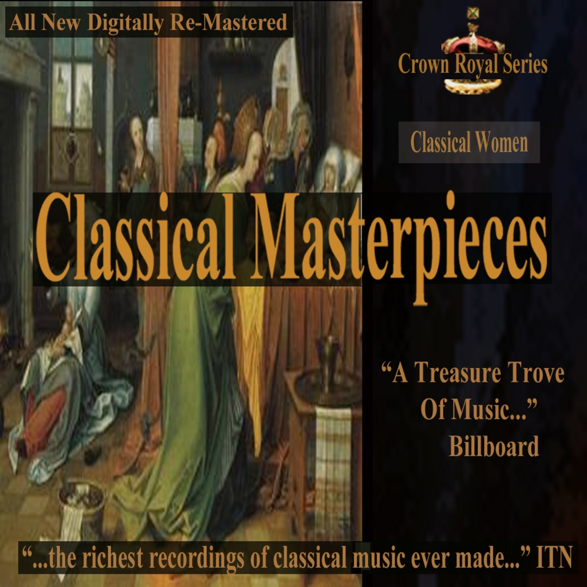 Classical Women - Classical Masterpieces