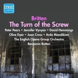Britten: Turn of the Screw (The) (Britten) (1955) by Joan