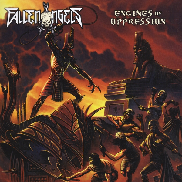 Engines of Oppression by Fallen Angels on iTunes