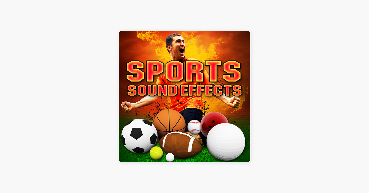 ‎Sports Sound Effects by Dr  Sound FX