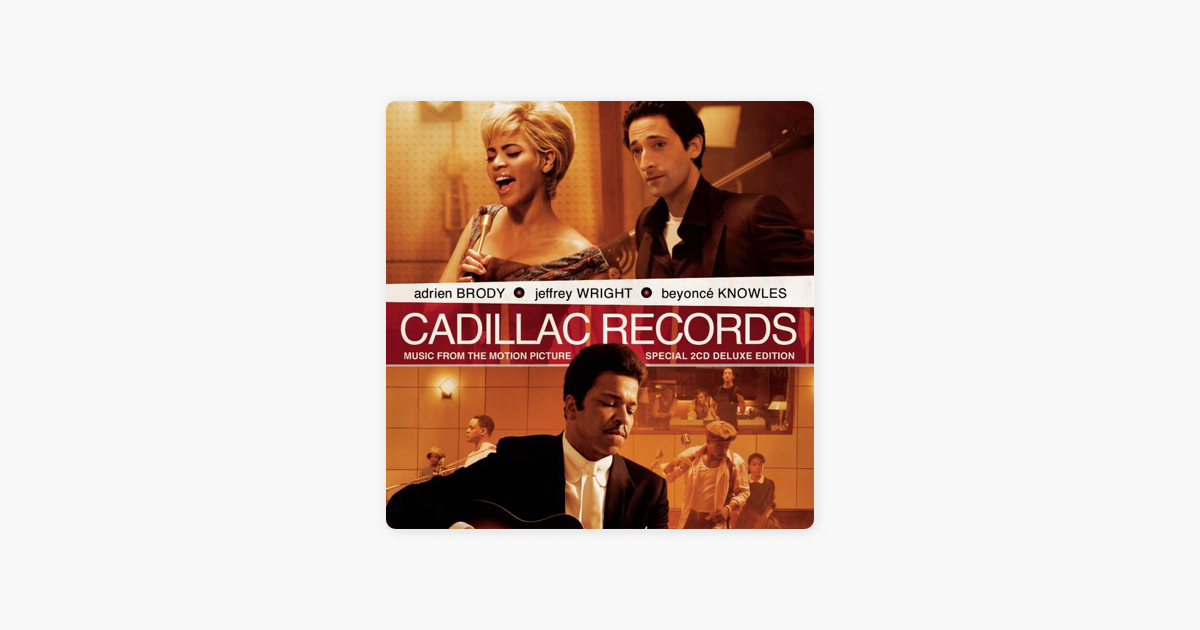 Cadillac Records Music From The Motion Picture Deluxe Version By