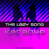 The Lazy Song (Karaoke)