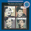 Billie Holiday, Ella Fitzgerald, Lena Horne & Sarah Vaughan - Billie, Ella, Lena, Sarah  artwork