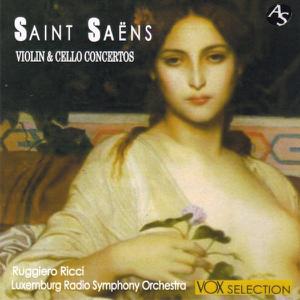 Various Artists - サン=サーンス:ヴァイオリン協奏曲&チェロ協奏曲