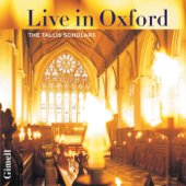Live in Oxford - The Tallis Scholars