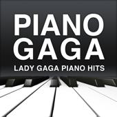 Lady Gaga Piano Hits