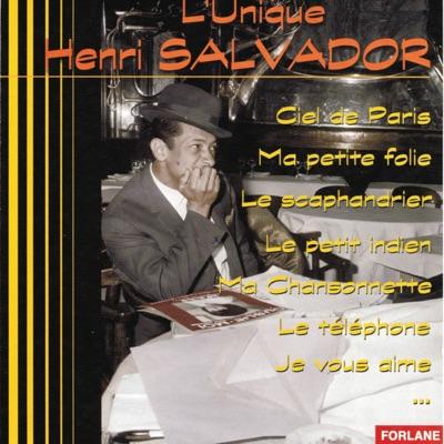 L'unique Henri Salvador - Henri Salvador