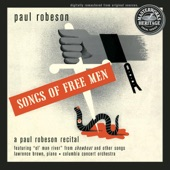 Paul Robeson - The Purest Kind of Guy (Joe's Birthday Song) From the Opera No for an Answer