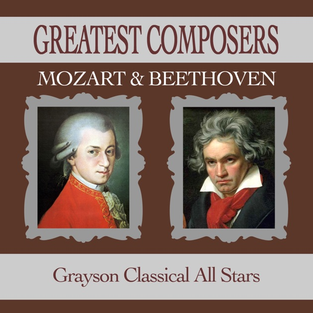 compare mozart and beethoven essay Haydn, mozart, beethoven and schubert: what was going on in vienna to make it such a hotbed of musical creativity.