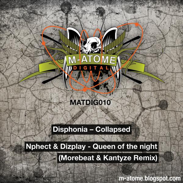 M-Atome Digital 010 - Single by Disphonia, N Phect & Diz:play on iTunes