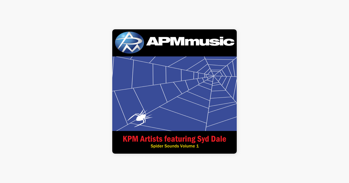 ‎Spider Sounds Vol  1 by KPM Artists