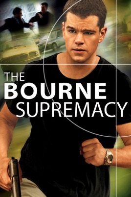 the bourne supremacy on itunes