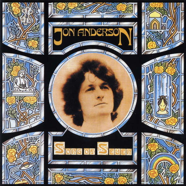Song Of Seven Jon Anderson Rock 1980