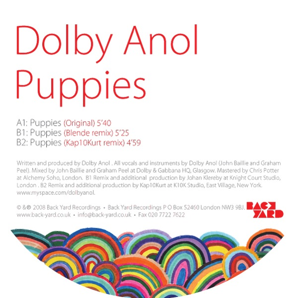 Dolby Anol - Puppies