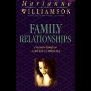 Family Relationships (Unabridged)