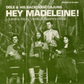 Gérard Dôle and his Backdoor Cajuns - Hey Madeleine