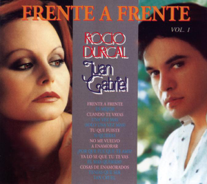 Juan Gabriel & Rocío Dúrcal - Frente a Frente, Vol. 1
