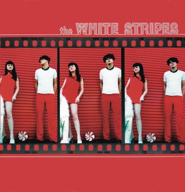 the white stripes by the white stripes