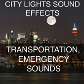 Police Siren Wail Sound Effects Sound Effect Sounds EFX SFX FX Emergency Police