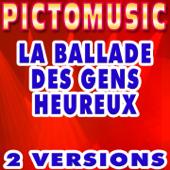 La ballade des gens heureux (Instrumental Version) [Karaoke Version]