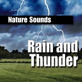 Rain and Thunder - Single