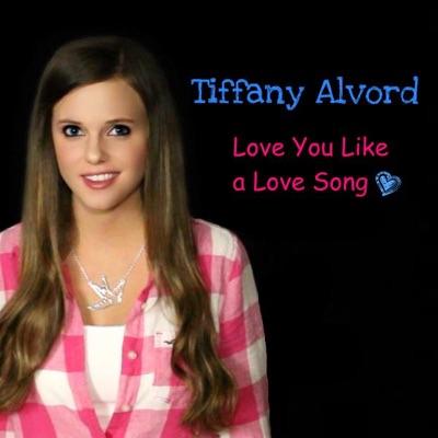 Love You Like a Love Song - Single - Tiffany Alvord