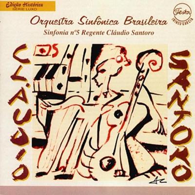 Claudio Santoro - Symphony number 5 - Cláudio Santoro