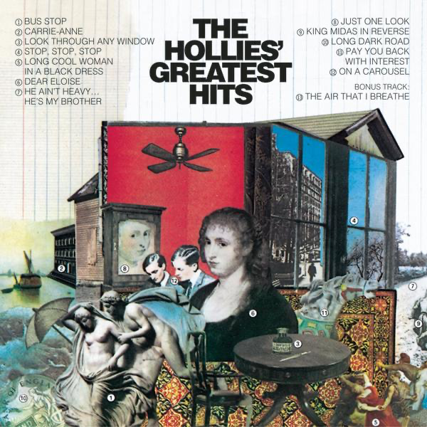 The Hollies Greatest Hits By The Hollies On Apple Music