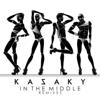 In the Middle (Remixes) - EP - Kazaky