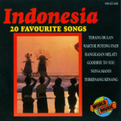 Indonesia - 20 Favourite Songs