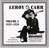 Leroy Carr Vol. 2 (1929-1930)