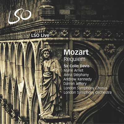 Mozart: Requiem (LSO Live) - London Symphony Orchestra & Sir Colin Davis album
