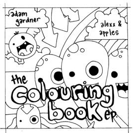 The Colouring Book EP Adam Gardner